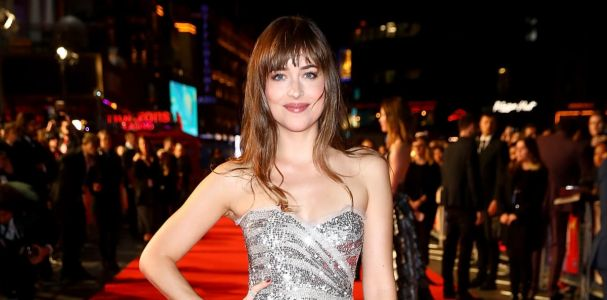 Can You Believe Gucci Was Invented for Dakota Johnson to Wear on Red Carpets?