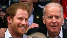 There Were 2 Royal Moments You Might Have Missed At Biden's Inauguration