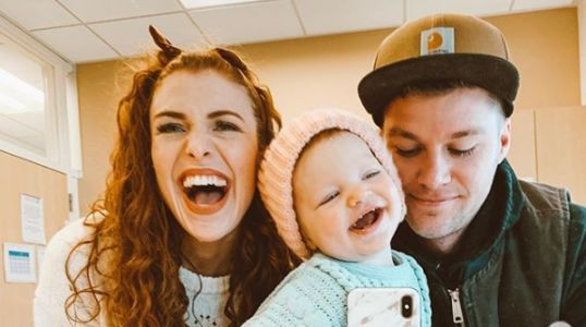 Audrey Roloff Reveals How She Keeps Romance Alive As a New Mom, From Love Notes to Planned Intimacy
