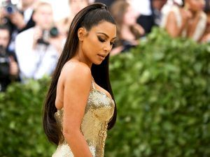 Fans All Noticed The Same Thing About Kim Kardashian's Met Gala Appearance