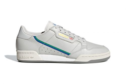 Adidas Originals Continental 80 Goes Classic Grey