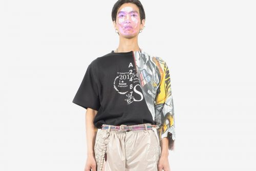 JOEGUSH SS20 Collection Carves Out Experimental Punk-Tinged Wares