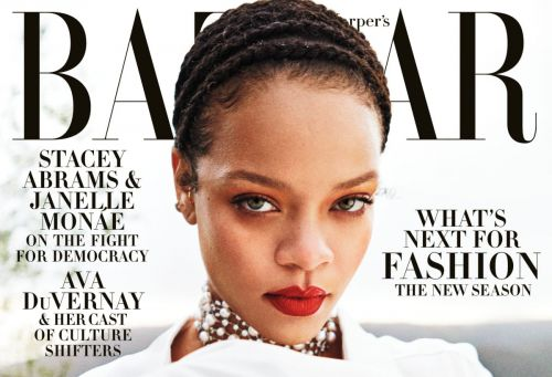 Rihanna Covers All 'Harper's Bazaar' September Issues Globally