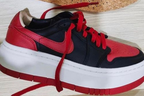 """Take a First Look at the Air Jordan 1 LV8D Elevated """"Bred"""""""