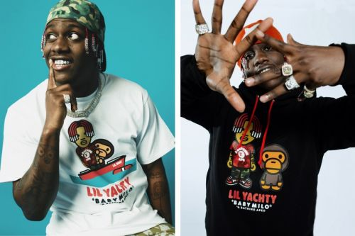 BAPE Is Dropping a Lil Yachty Capsule