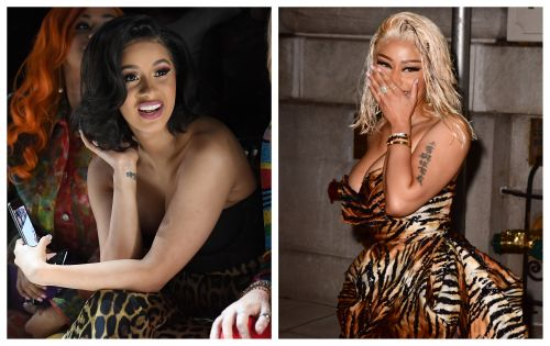 Subtle Shade! Nicki Minaj Has Apparently Been 'Liking' Tweets About Her Brawl With Cardi B
