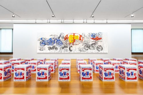 "MADSAKI Subverts Iconic Andy Warhol Artworks in ""If I Had a Dream"" Exhibition"