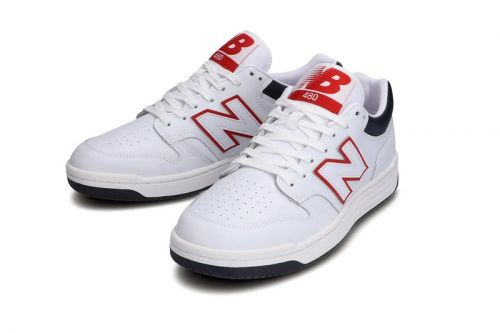 New Balance's BB480 Basketball Sneaker Returns in Retro Colorway