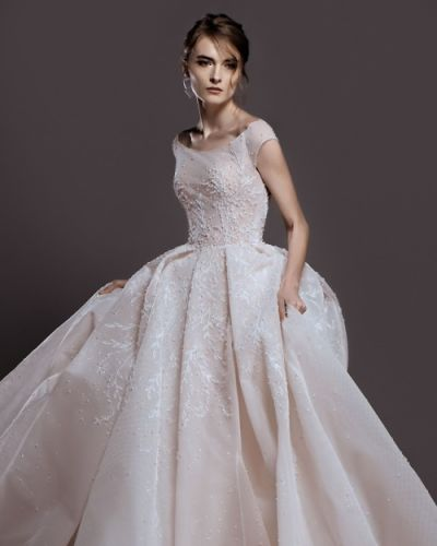 The power of Romance - GEORGES HOBEIKA Bridal Spring Summer 2019