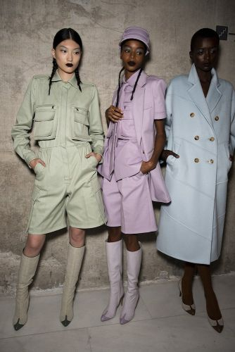 Max Mara: Ready-To-Wear SS20