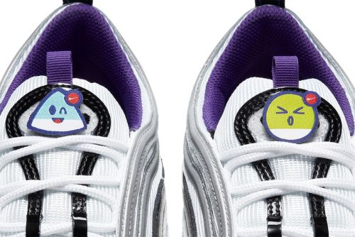 "Nike Sportswear Plunges Into the Texting Realm With the Air Max 97 ""Airmoji"""