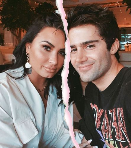 It's Over! Demi Lovato and Fiance Max Ehrich Break Up After 6 Months