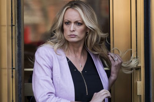 In plot twist, it's Stormy Daniels who pulls out at the last minute