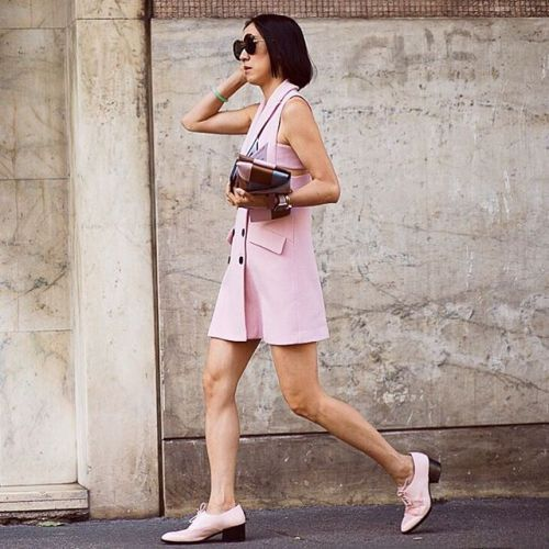 Rethink pink, Instagram's EvaChen sports head-to-toe tonal
