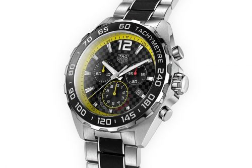 TAG Heuer Adds UK Online Exclusive Chronograph to Formula 1 Collection