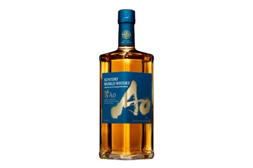 Suntory Answers Japanese Whiskey Shortage With First Ever World Blended Whisky, 'Ao'