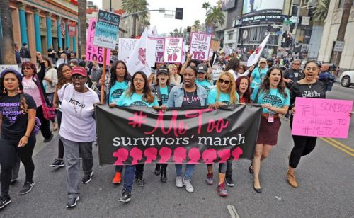 The MeToo movement is getting its own documentary series