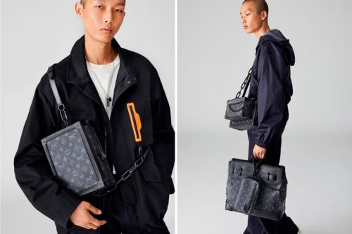 "Louis Vuitton Drops Monogram Eclipse ""New Classics"""