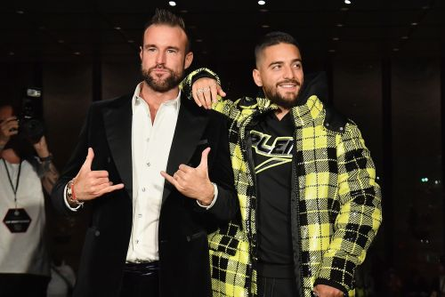 Inside Philipp Plein's wild New York Fashion Week bash