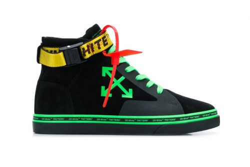 Off-White™ Offers up Its Take on the Skate Shoe