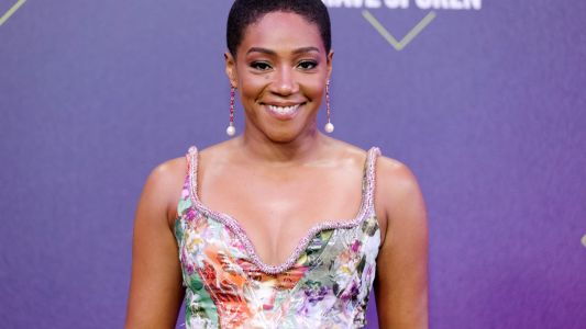 Tiffany Haddish Shows Off Her Slim Figure After 30-Day Fitness Challenge