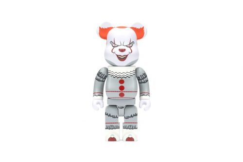 The Haunting 'It' Pennywise Clown Gets Immortalized as a BE RBRICK