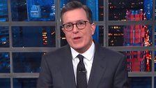 Stephen Colbert Gives Robert Mueller A Hot Tip On How To End The Investigation Quickly