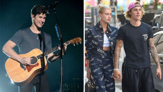 Justin Bieber Asked Fiancée Hailey Baldwin to Delete All Traces of Her Ex-Flame Shawn Mendes