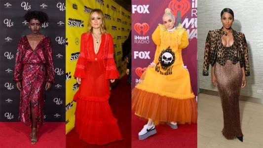 Poppy, Lupita Nyong'o and Other Celebs Went All out With Bold Fashion Choices on the Red Carpet This Week