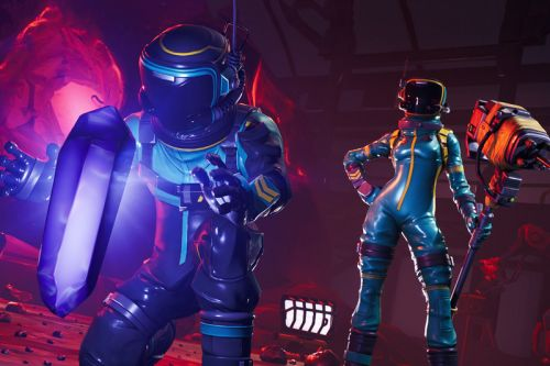 'Fortnite' Accounts Loaded With Skins & Emotes Exist on The Black Market