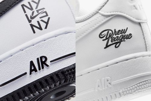 "Nike Air Force 1 ""NY vs NY"" and ""Drew League"" Celebrate Summertime Hoops"