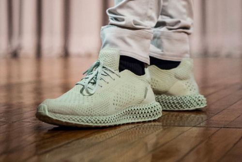 Daniel Arsham Announces his adidas FUTURECRAFT 4D Sneaker Release Date