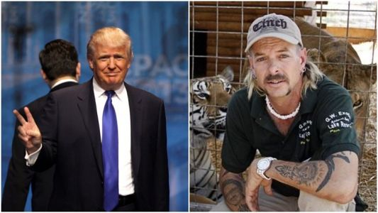 Donald Trump pardons Lil Wayne and Kodak Black but dips out on Joe Exotic
