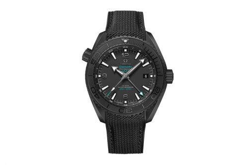"OMEGA Collaborates With Casamigos Tequila & Mezcal for a Seamaster Planet Ocean ""Deep Black"""