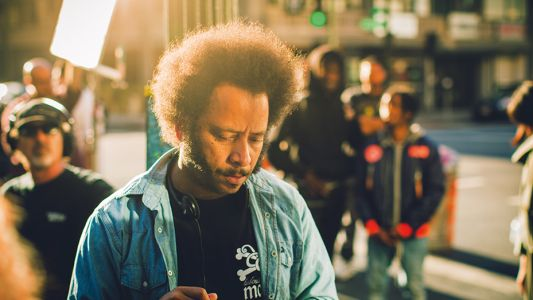 Boots Riley on the fantasy of 'Sorry to Bother You' and the reality of racism in 2018