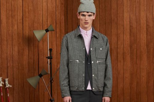 Band of Outsiders Recruits The Woolmark Company for Outerwear-Focused FW18 Capsule