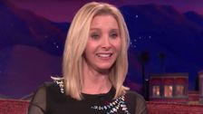 Like All Of Us, Lisa Kudrow Is Baffled By That Fake 'Friends' Reunion Movie Trailer