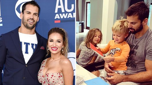 Jessie James Decker Says Hubby Eric Is an 'Amazing' Stay-At-Home Dad