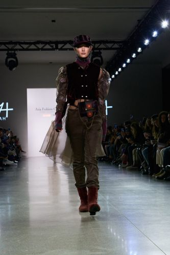 Asia Fashion Collection Fall 2018: New York Fashion Week