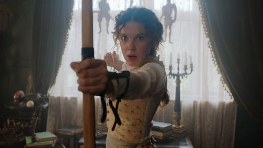 Millie Bobby Brown's Victorian Teen Detective Costumes in 'Enola Holmes' Speak to the 20th Century Women's Rights Movement