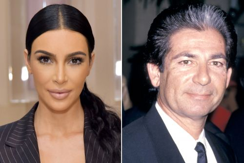 Kanye West gave Kim Kardashian a hologram of her dad for her birthday