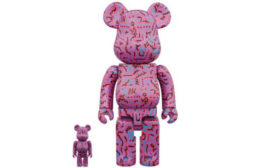 Medicom Toy Debuts Its Second Keith Haring BE RBRICK Collaboration