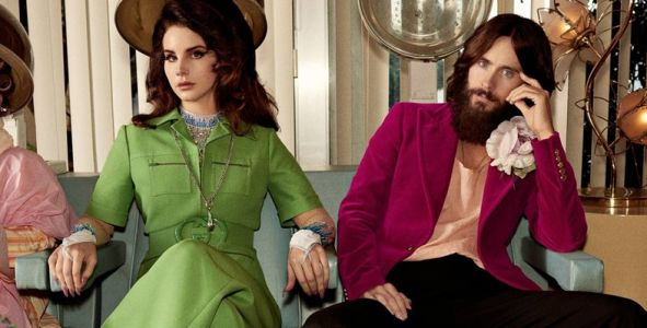 Lana del Rey and Jared Leto star in Gucci's freewheeling Americana world