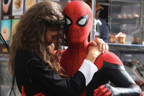 Spider-Man Teams up With Mysterio in First 'Far From Home' Trailer