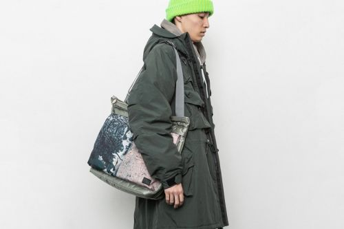 """José Parlá & BAL Team up on Special """"Tokyo: Chance Operation"""" Capsule"""