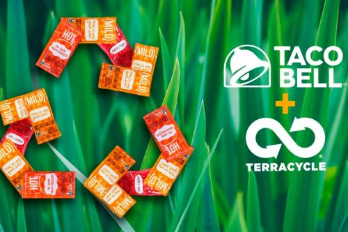 Taco Bell Announces TerraCycle Sauce Packet Recycling Program