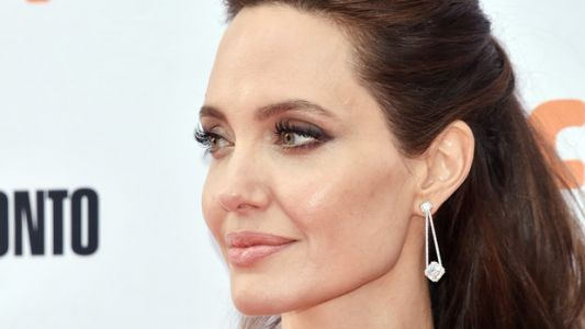 Angelina Jolie Is Ready To Move On After 'Very Painful' Year Without Brad Pitt