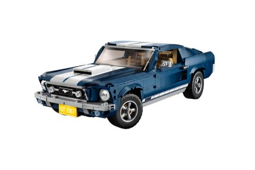 LEGO Creator Unveils Classic 1960s Ford Mustang Model