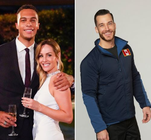 Clare Crawley's Ex-Fiance Benoit Beausejour-Savard Reacts to Her and Dale Moss' Engagement