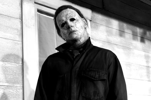 AMC tells 'Halloween' fans to leave Michael Myers masks at home
